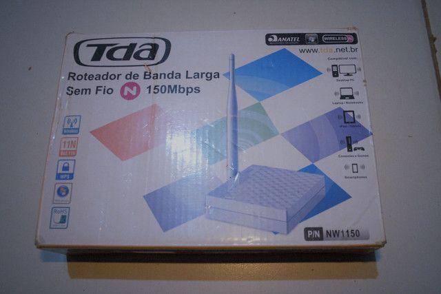 Roteador Tda NW1150 - Foto 4