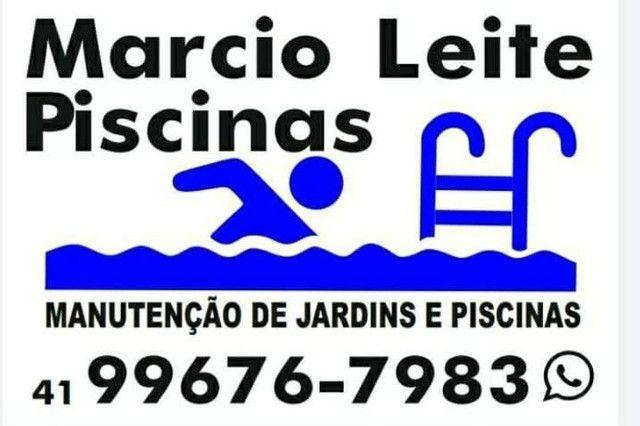 Limpeza ,manutenção e tratamento da água