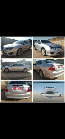 Ford Fusion 2012 Baixo Km Oportunidade