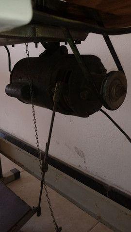 Maquina de costura OVERLOCK INDUSTRIAL COMPLETA - Foto 3