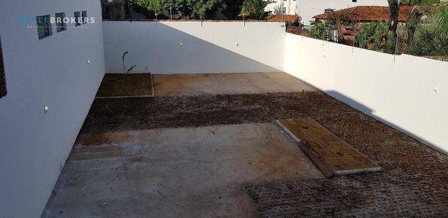 Kitnet com 1 dormitório para alugar, 36 m² por R$ 1.000,00/mês - Cristo Rei - Várzea Grand - Foto 9