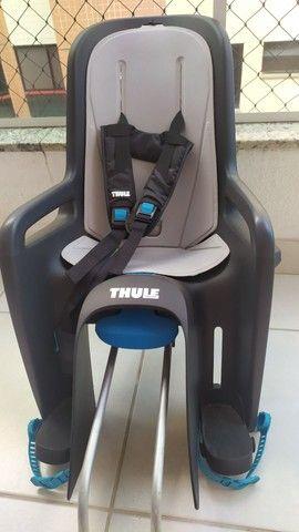 Cadeira de bicicleta traseira Thule