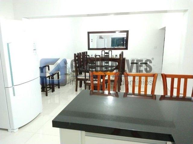Casa para alugar com 4 dormitórios em Vila floresta, Santo andre cod:1030-2-35769 - Foto 4