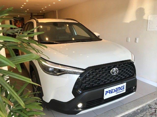 Toyota Corolla Cros Xre  0km Blindado - Foto 3