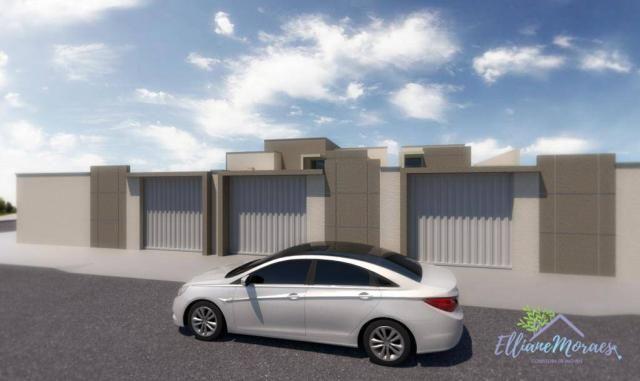 Casa à venda, 89 m² por R$ 238.000,00 - Precabura - Eusébio/CE - Foto 17