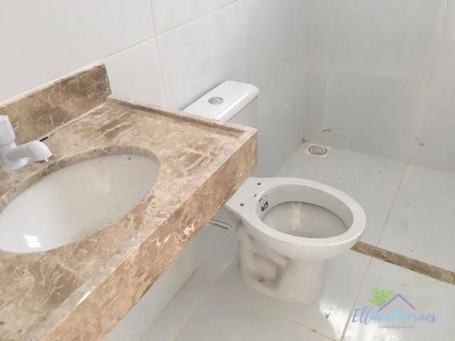 Casa à venda, 90 m² por R$ 259.000,00 - Encantada - Eusébio/CE - Foto 7