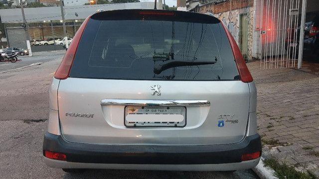 Peugeot 207 SW Automático 2010 (IPVA 2021 pago) em perfeito estado - Foto 5