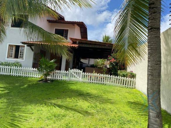 Casa com 3 dormitórios à venda, 170 m² por R$ 600.000,00 - Porto das Dunas - Aquiraz/CE