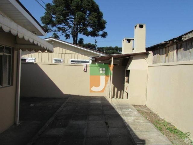 Casa com 1 dormitório para alugar, 50 m² por R$ 890,00/mês - Uberaba - Curitiba/PR - Foto 9
