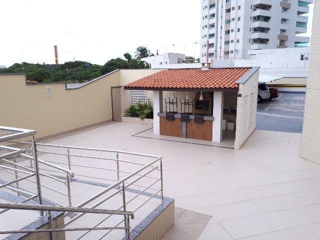 Cond. Dellamare - 3 suítes 110 m² na Ponta do Farol (nascente e ventilado com vista mar) - Foto 6