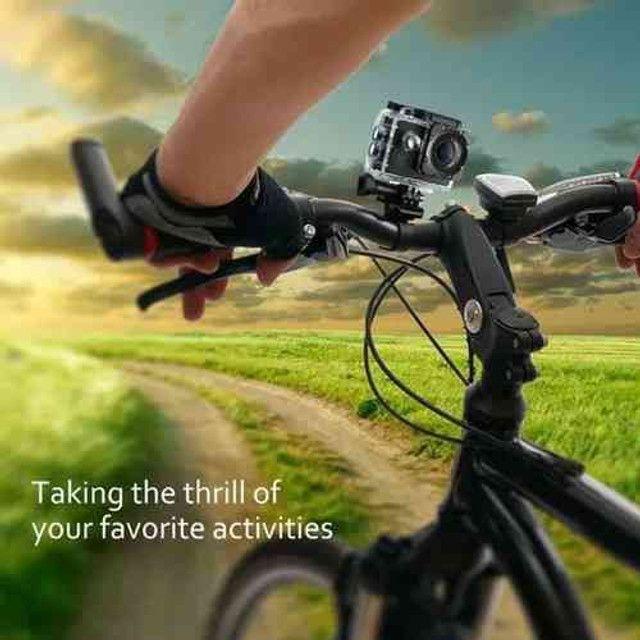 Câmera Go Pro Sport 1080p: Câmera Esportiva Go Pro Full HD 1080P ?? - Foto 4