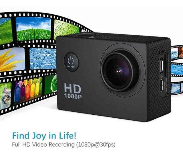 Câmera Go Pro Sport 1080p: Câmera Esportiva Go Pro Full HD 1080P ?? - Foto 5