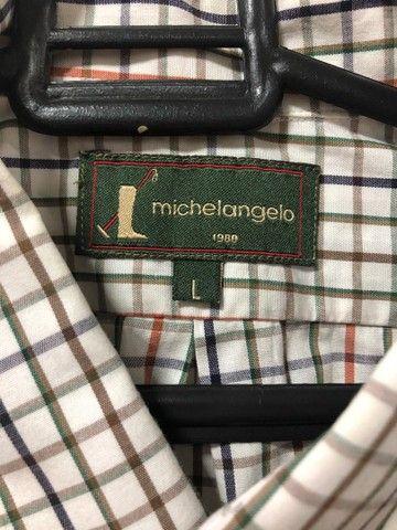 Camisa Michelangelo  - Foto 2