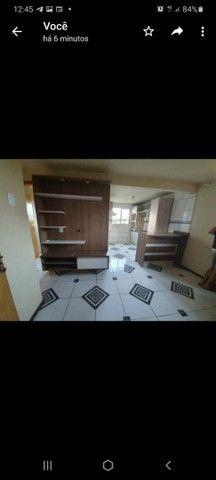 Apartamento semi mobiliado  - Foto 4