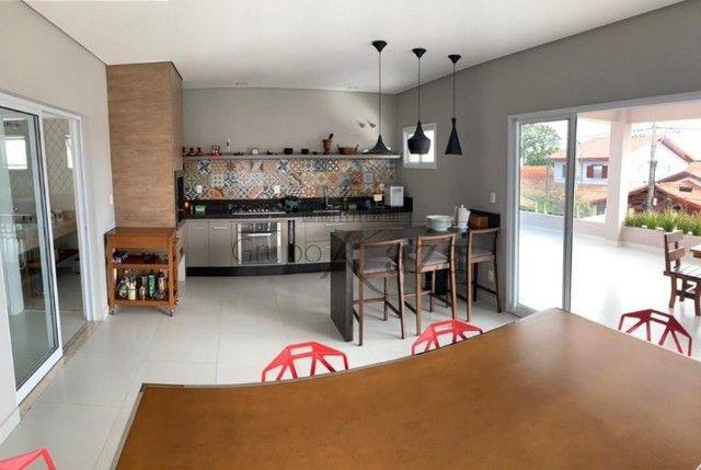 @ Casa Padrão mobiliada - Fino Acabamento - 4 quartos - 4 suítes - Foto 12