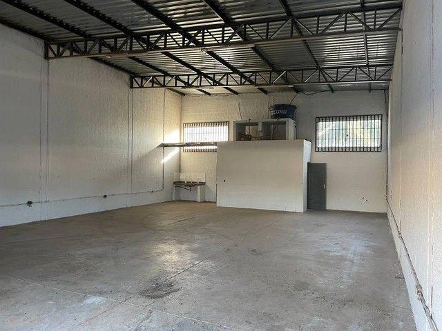 Galpão para aluguel ou venda 170m² 02 banheiros e copa. Anel Viário St. Papilon Park - Foto 4