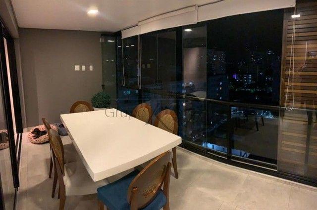 @ Apartamento - Vila Adyana - 2 quartos - 1 suite -  88m² Lindo! - Foto 3
