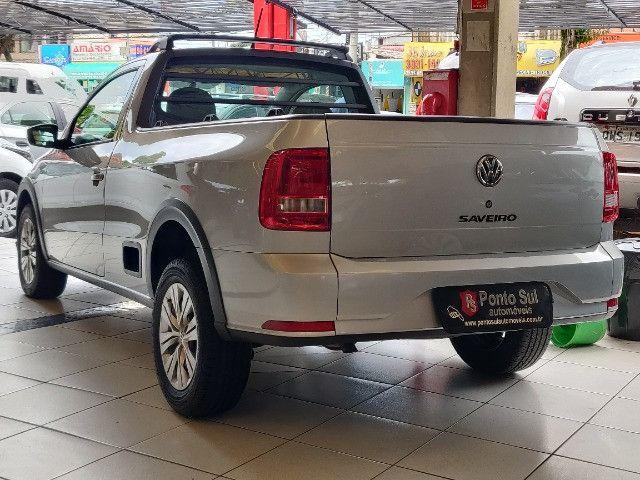 Volkswagen Saveiro 1.6 Flex MEC - Foto 4