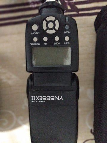Máquina digital Canon EOS 60D e acessórios - Foto 2