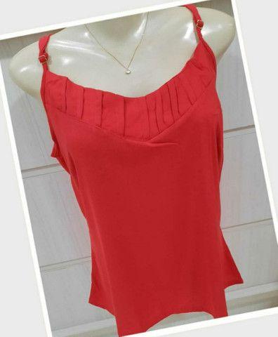 Blusa Daline Vermelha