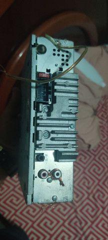 Toca CD pionner mixtrax deh x1750ub - Foto 3