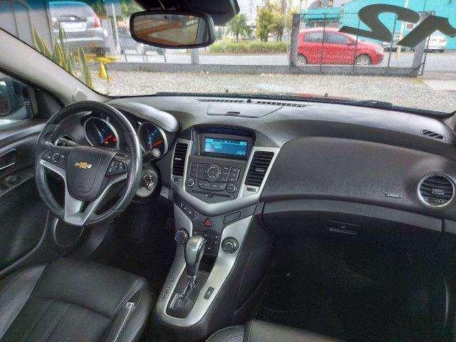 Chevrolet Cruze LT automático  - Foto 12