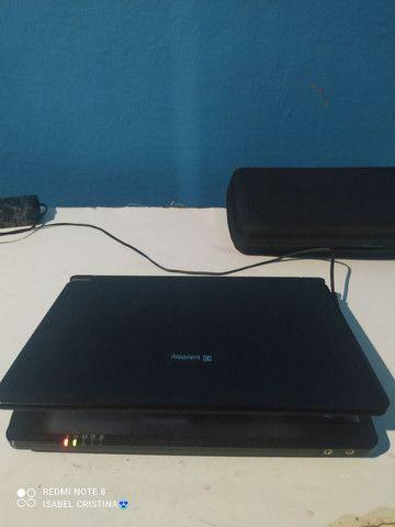 Vendo ou troco  netbook windows 10 troco em tablet  - Foto 2