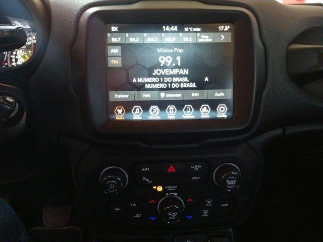 Renegade 1.8 Longitude 4x2 Automático 2020 - Completo - Foto 9