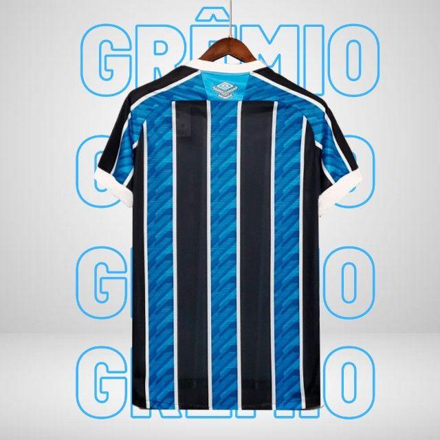 Camisa Grêmio 20/21 - Foto 2