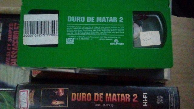 VHS - Duro De Matar 2 (Legendado)  - Foto 3