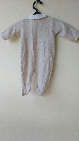 Macacão ursinho bebê - Foto 2
