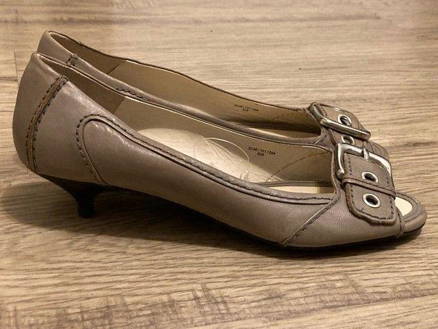 Sapato tamanho 37-38 Zara Novo! - Foto 3