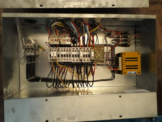 Painel elétrico trifásico  - Foto 2