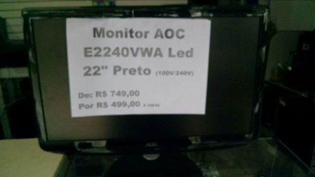 "Monitor AOC 22"""