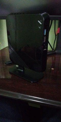 Mini Microcomputador Cashway - CW797-911 Dual Core 2GB 320 HD Wireless - Foto 2