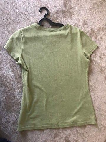 blusa verde - Foto 2
