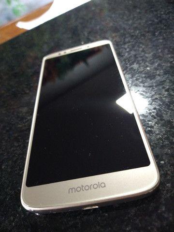 Celular Motorola Moto G6 Play dual chip semi-novo - Foto 3