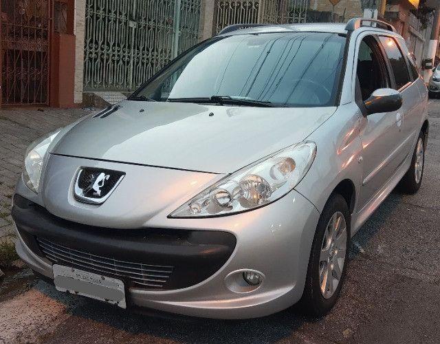 Peugeot 207 SW Automático 2010 (IPVA 2021 pago) em perfeito estado