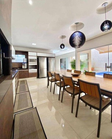 Sobrado com 4 dormitórios à venda, 400 m² por R$ 2.100.000,00 - Residencial Jardim Campest - Foto 6