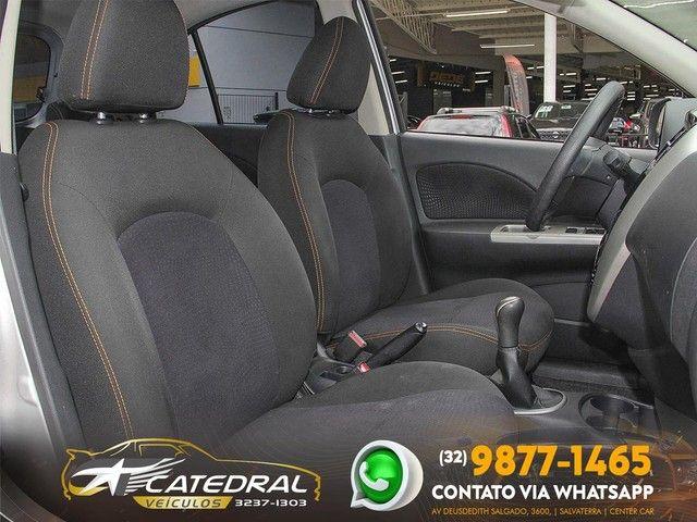 Nissan MARCH Rio2016 1.6 Flex Fuel 5p 2016 *Novíssimo* Aceito Troca - Foto 15