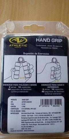 Handgrip, aparelho para musculação, fisioterapia, exercício da mão,  - Foto 4