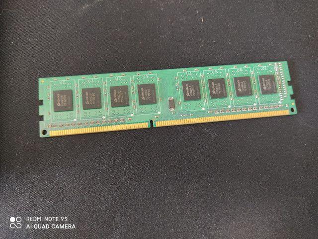 Memória RAM 4gb ddr3 1333mhz