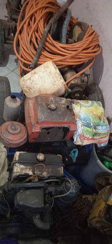 Máquina de fura poço artesiano  - Foto 4