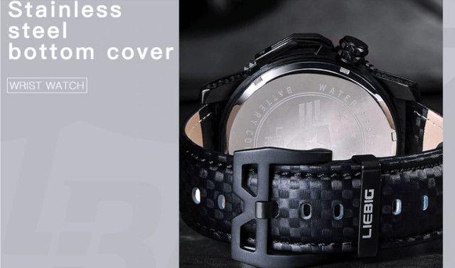 Relógio Liebig Bussola Dial: 49mm - Foto 4