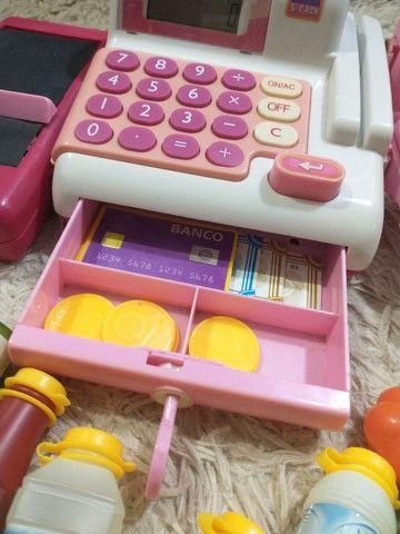 Caixa Registradora - Brinquedo - Foto 2
