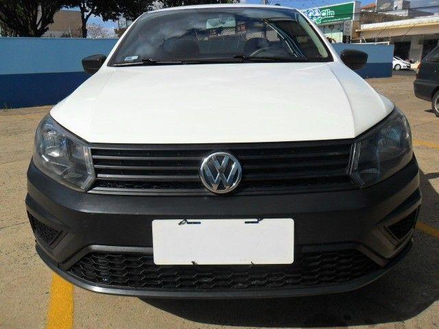 VW - VolksWagen Saveiro Robust 1.6 Total Flex 8V - Foto 2