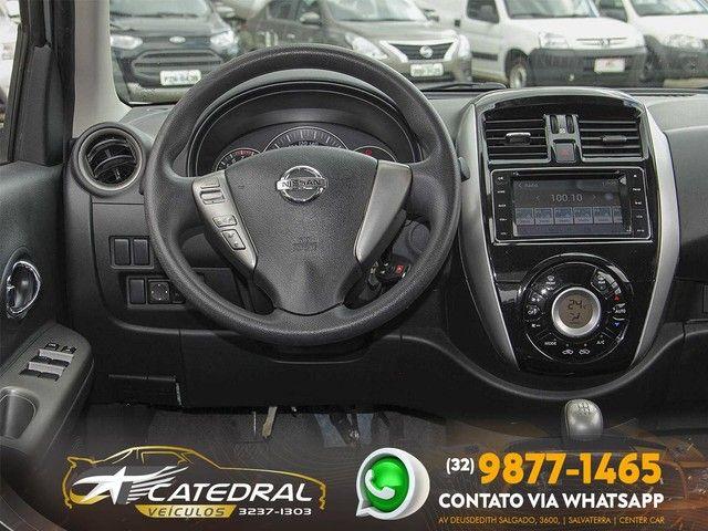 Nissan MARCH Rio2016 1.6 Flex Fuel 5p 2016 *Novíssimo* Aceito Troca - Foto 8