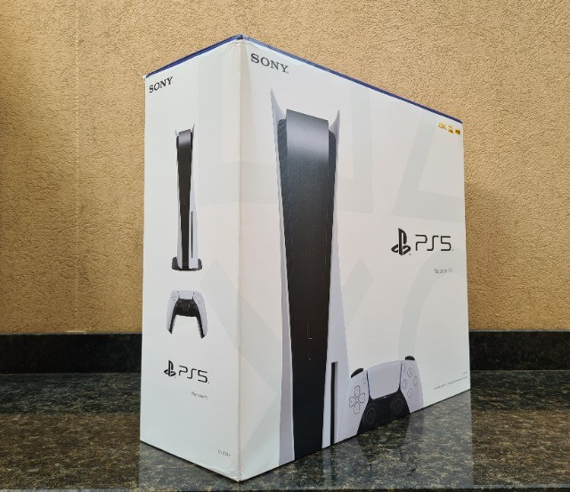 Playstation 5 PS5 Novo, Lacrado, Nota Fiscal e Garantia - 10x de 529,90 - Foto 2
