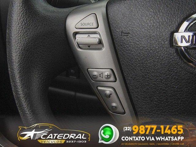 Nissan MARCH Rio2016 1.6 Flex Fuel 5p 2016 *Novíssimo* Aceito Troca - Foto 10