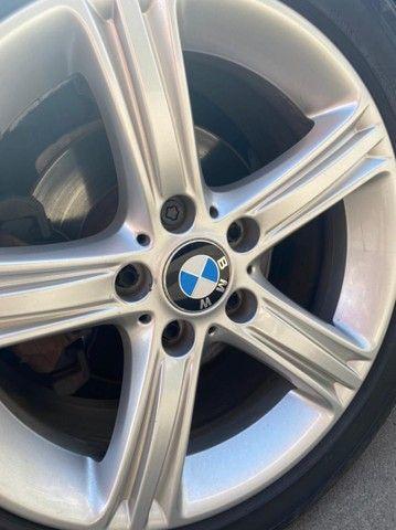 BMW 320i apenas 65.000 km branco pérola 2014 - Foto 13